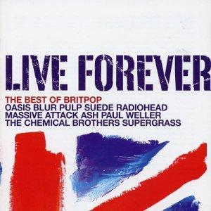 Image for 'Live Forever: Best of Britpop (disc 1)'
