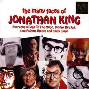 Image for 'The many faces of Jonathan King'