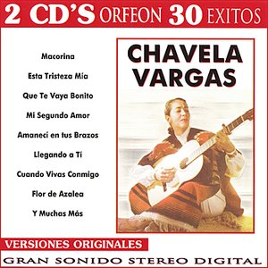 Image for 'Chavela Vargas 30 Exitos'