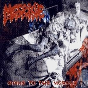 Image for 'Going to the morgue'