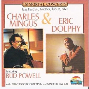 Image for 'featuring Bud Powell, Jazz Festival, Antibes, July 13, 1960'