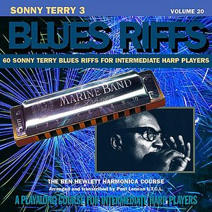 Image for 'Sonny Terry Blues Riffs 3, Vol. 20'