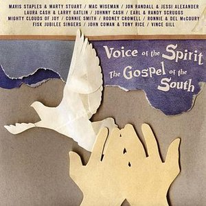 """""""Voice Of The Spirit - The Gospel Of The South""""的封面"""