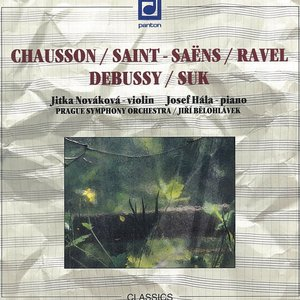 Imagem de 'Chausson / Saint-Saëns / Ravel / Debussy / Suk: Compositions for Violin and Piano'