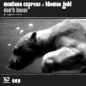 Image for 'Montana Express & Thomas Gold'