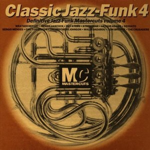 Imagen de 'Classic Jazz-Funk Mastercuts, Volume 4'