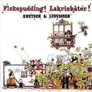 Image for 'Fiskepudding! Lakrisbåter!'