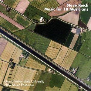 Image for 'Steve Reich (perf. GVSU New Music Ensemble)'
