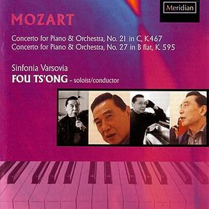Image for 'Mozart: Concert For Piano & Orchestra No.21, No.27'
