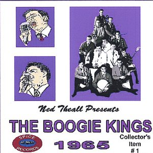 Image for 'The Boogie Kings'