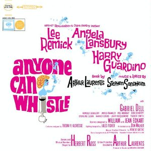 Image for 'Anyone Can Whistle (Original Broadway Cast)'