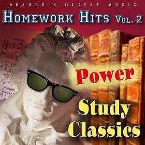 Bild för 'Reader's Digest Music: Homework Hits Vol. 2: Power Study Classics'