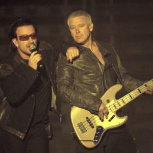 Image for 'Bono & Adam Clayton'