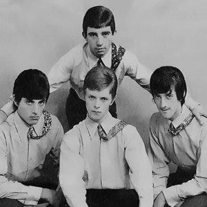 Bild für 'David Bowie With The Lower Third'