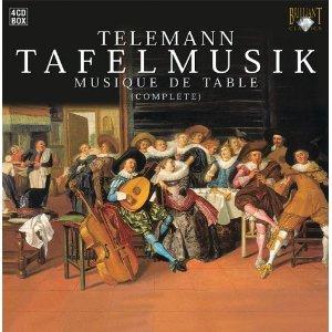 Immagine per 'Tafelmusik'