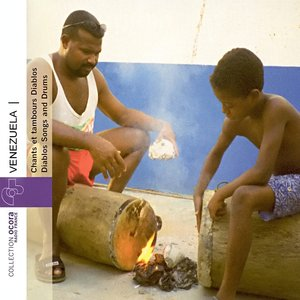 Image for 'Venezuela - Chants et tambours Diablos (Songs and Diablos Drums)'