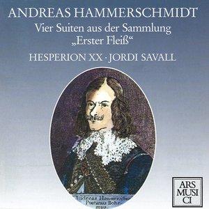 Image for 'Hammerschmidt: Chamber Music'