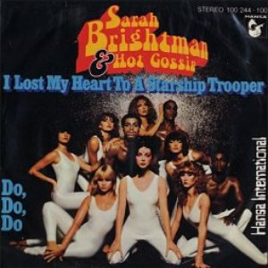 Image for 'I Lost My Heart To A Starship Trooper'