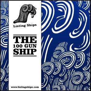 Image for 'The 100 Gun Ship'