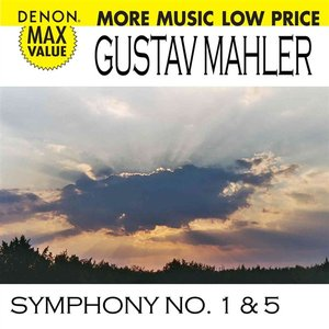 Image for 'Mahler: Symphonies No. 1 & 5'