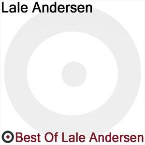 Image pour 'Best of Lale Andersen'
