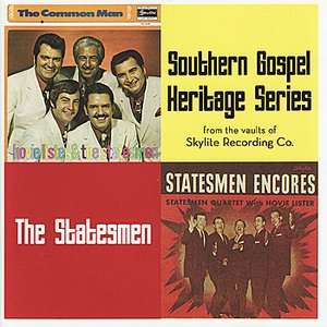 Image for 'Southern Gospel Heritage Series - The Common Man / Statesman Encores'