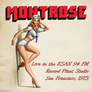 Image for 'Live On Air: Montrose'