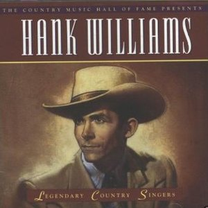 Image for 'Legendary Country Singers: Hank Williams'