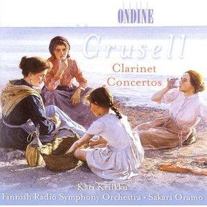 Image for 'Clarinet Concertos (Rinnish Radio Symphony Orchestra feat. conductor: Sakari Oramo, clarinet: Kari Kriikku)'