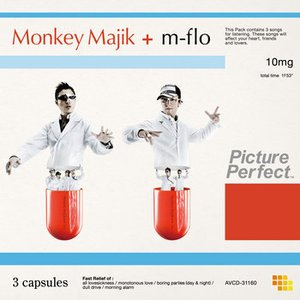 Image for 'Monkey Majik + m-flo'