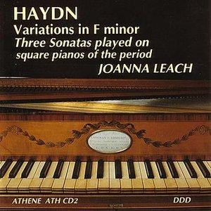 Imagem de 'Haydn Sonatas'