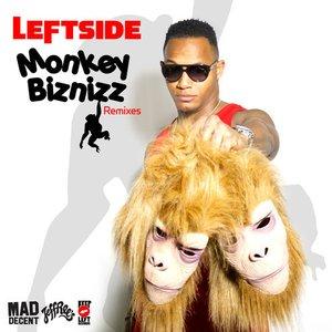 Imagem de 'Monkey Biznizz (Remixes)'