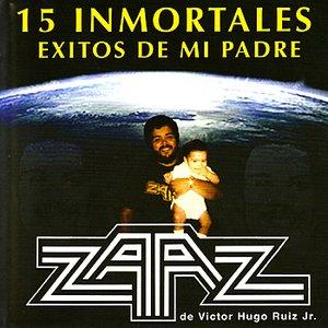Imagen de '15 Inmortales Exitos de Mi Padre'