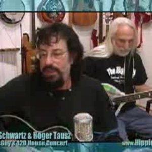 Image for 'Bluesguy Schwartz & the New Jack Hippies'