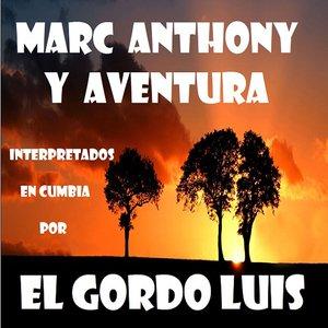 Image for 'Marc Anthony y Aventura en cumbia'