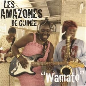 Image for 'Amazones de Guinee'