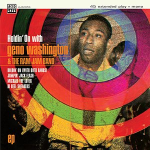 Image for 'Holdin' On with Geno Washington'