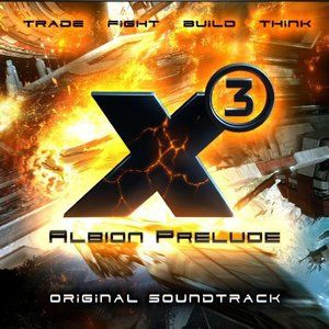 Image for 'X³: Albion Prelude Original Soundtrack'