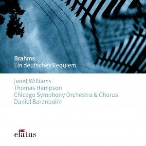 Image for 'Brahms : Ein deutsches Requiem Op.45 : II Denn alles Fleisch, es ist wie Gras'