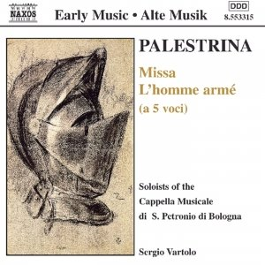 Image for 'PALESTRINA: Missa L'homme arme / CAVAZZONI: Ricercari'