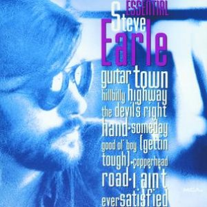 Image for 'Essential Steve Earle'