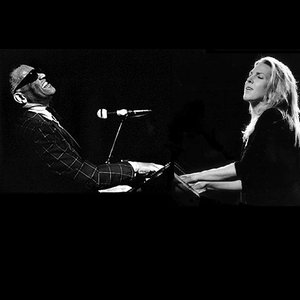 Image for 'Ray Charles with Diana Krall'