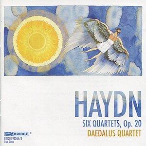 Image for 'Daedalus Quartet: Haydn Recording'