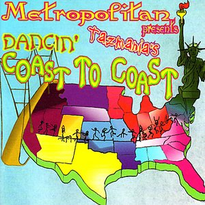 Image pour 'Metropolitan Presents: Dancin' Coast To Coast Vol. 1'