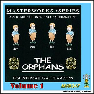 Image for 'The Orphans - Masterworks Series Volume 1'