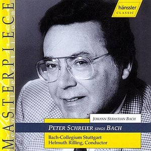 Image pour 'Peter Schreier Sings Bach'