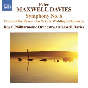 Image for 'Maxwell Davies: Symphony No. 6'
