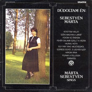 Image for 'Dúdoltam én: Sebestyén Márta'