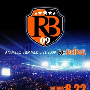 Image for 'ANIMELO SUMMER LIVE 2009 -RE: BRIDGE-'