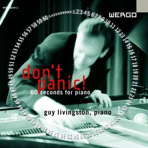 Imagem de 'don't Panic! 60 Seconds for Piano'